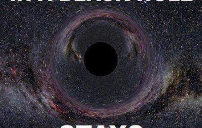 Что случается в чёрной дыре — остаётся в чёрной дыре