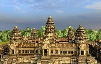 Камбоджа: путешествие с Лотосом