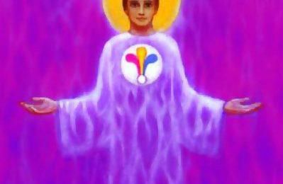 Лекция «Исцеление тела, ума и души фиолетовым пламенем»