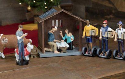 Рождество Христово: наши дни