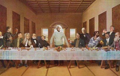 Тайная научная вечеря