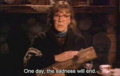 Однажды печаль пройдёт…
