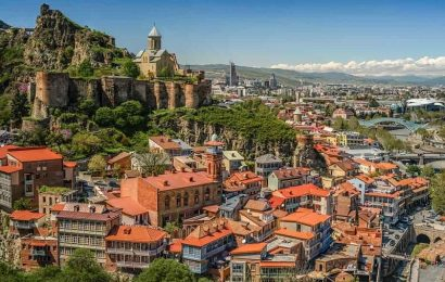Йога-тур в солнечную Грузию
