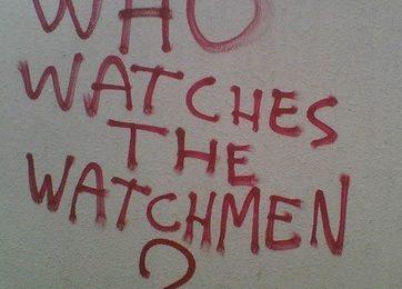Кто наблюдает наблюдателя?