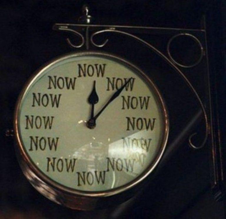 Время «сейчас»