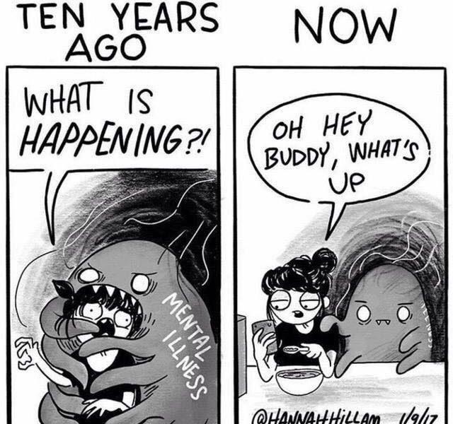 10 лет спустя