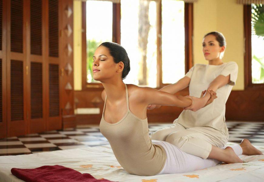 Тайский массаж в Центре «Керала»