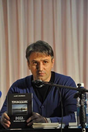 Москва: встречи с Андреем Коробейщиковым