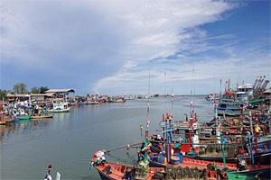 Таиланд. Город Хуа Хин (Hua Hin)